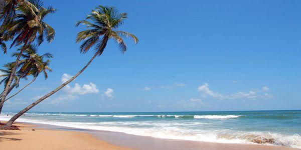 Colva Beach -longest beach in India