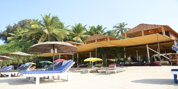 Cuba Premium Beach Huts, Palolem - Beach Huts in Goa