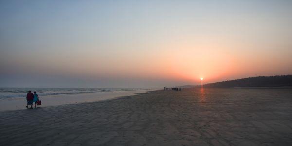 Digha Beach - longest beach in India