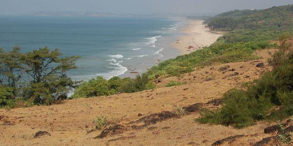 Ganpatipule Beach -longest beach in India