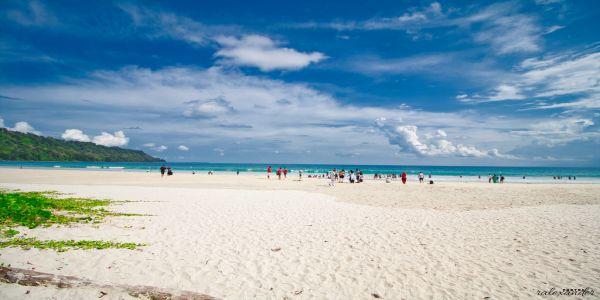 RadhanagarBeach -longest beach in India