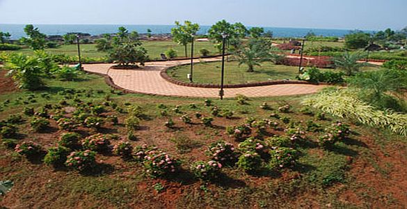 Rock Garden-tarkarli beach