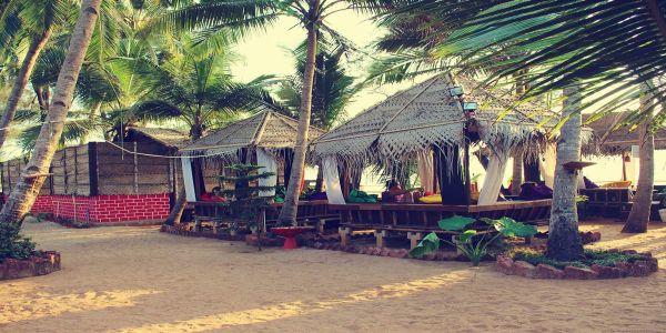 Simrose, Agonda - Beach Huts in Goa