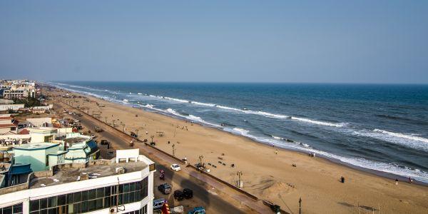 Swargadwara beach - longest beaches in India