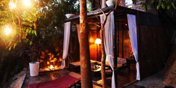 Turtle Hill, Patnem - Beach Huts in Goa