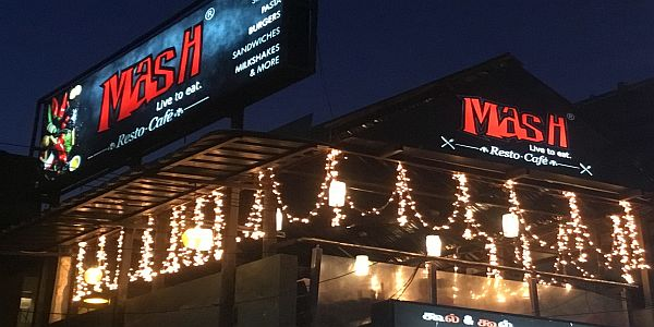 Mash Resto Café-Sea View and Beach Restaurants in Chennai