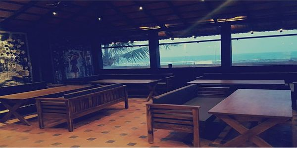 Drizzle by the beach-Sea View and Beach Restaurants in Chennai