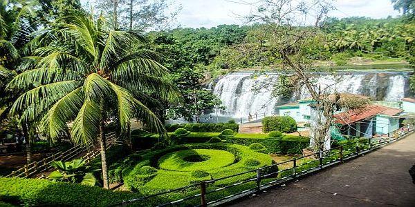 Tirparappu Waterfalls-kanyakumari-itenary