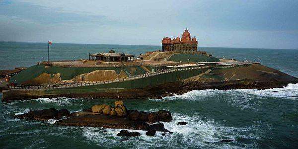 Vivekananda Rock Memorial -kanyakumari -itenary