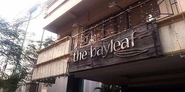 Bay leaf OTG(on the go)-Sea View and Beach Restaurants in Chennai