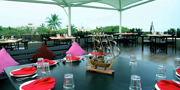 Hola-Sea View and Beach Restaurants in Chennai