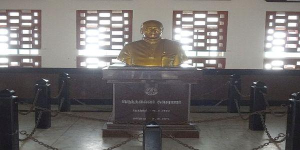 Kamaraj Memorial Mandapam-kanyakumari-itenary
