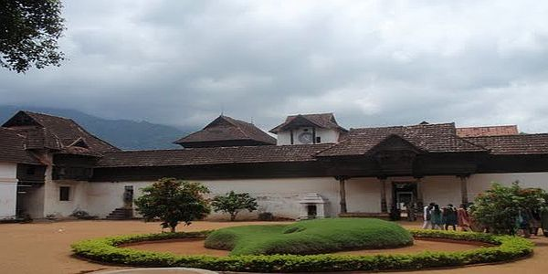 padmanabhapuram palace-kanyakumari-itenary