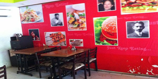 Tasty Jones-Sea View and Beach Restaurants in Chennai