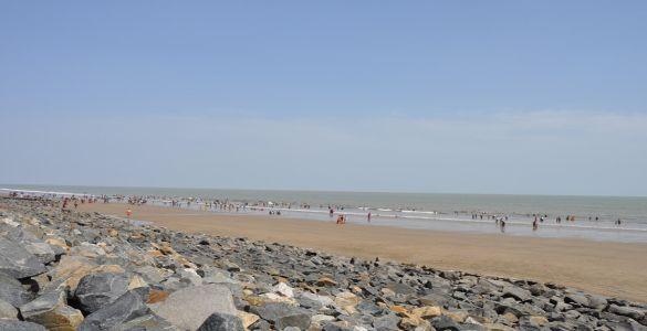 Digha Beach - Mandarmani beach