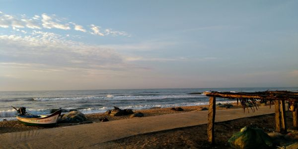 ECR and Mahabalipuram Beach