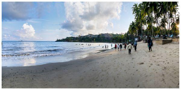 Port Blair beach