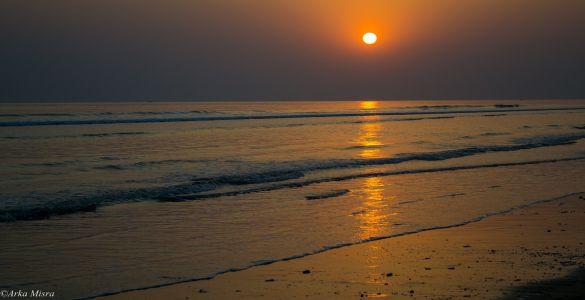 Tajpur Beach - Mandarmani beach