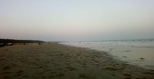 Udaipur Beach - Mandarmani beach