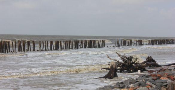 Chandpur Beach - Mandaramni Beach
