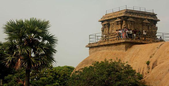 Olakkanesvara temple - Mahabalipuram