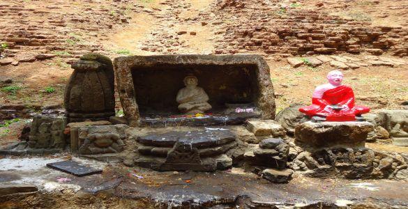 Buddhist Relics Nalasopara