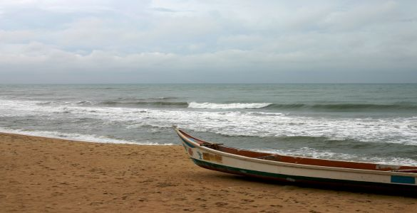 Covelong Beach - Mahabalipuram