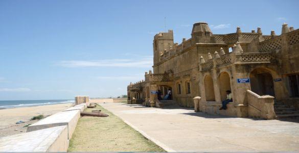Danish Fort - Tharangambadi