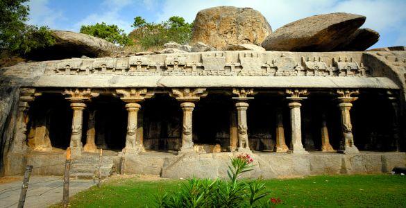 Cave Temples - Mahabalipuram
