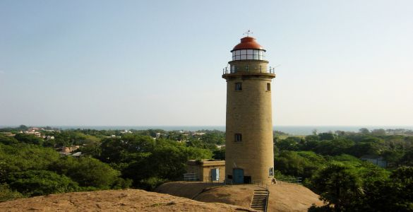 Mamallapuram Lighthouse - mahabalipuram