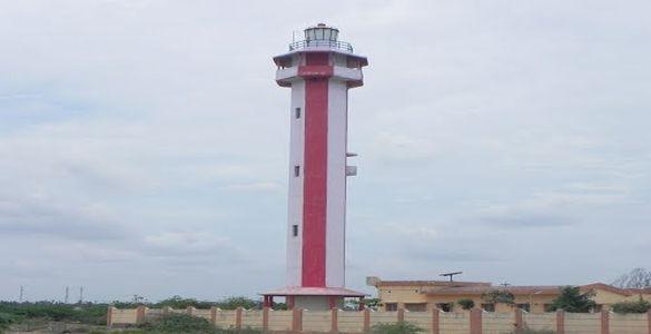 Poompuhar Lighthouse - Poompuhar