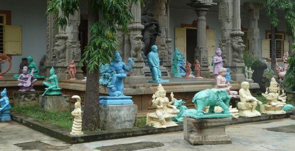 Sculpture Museum - Mahabalipuram