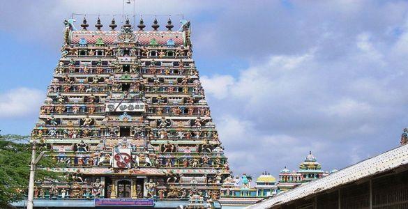 Sikkal Navaneetheswarar Temple