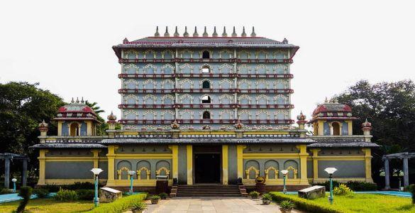 Silappathikara Art Gallery - Poompuhar