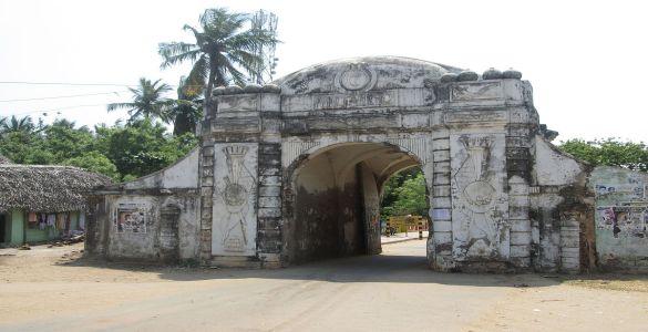 Town Gateway - Poompuhar