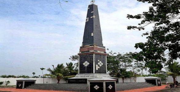 Tsunami Victims Memorial Tower - Velankanni