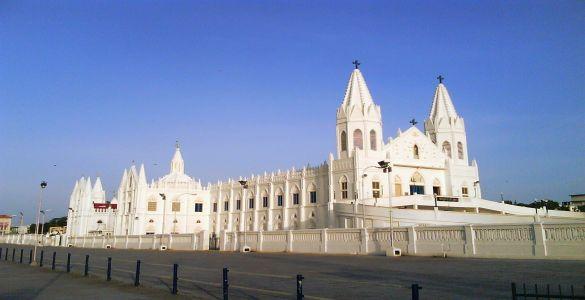 Velankanni Church - Velankanni