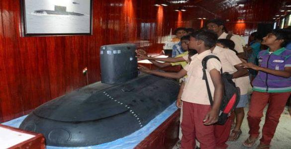 Lighthouse Heritage Museum - Mahabalipuram