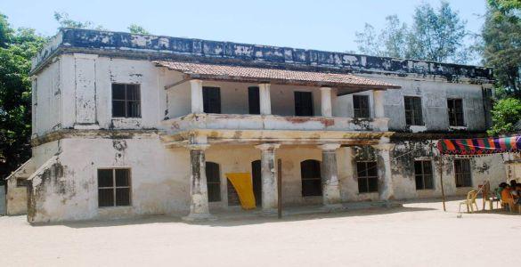 Ziegenbalg Museum Complex - Tharangambadi