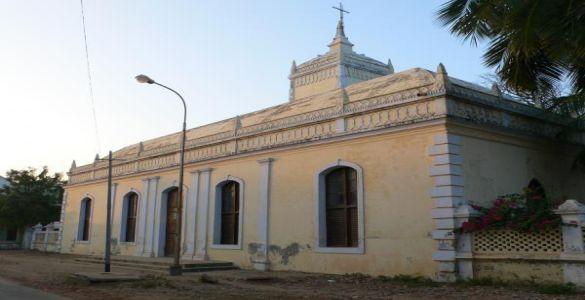 Zion church - Tharangambadi