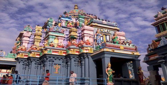 Ashtalakshmi Temple