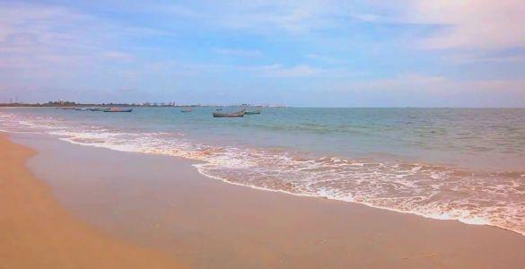 Harbor Beach Tuticorin