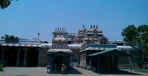 Marundeeswarar Temple