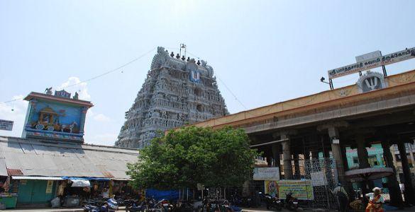 Sri Parthasarathy Swamy Temple