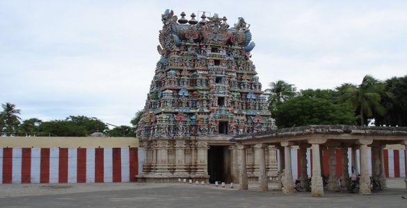Sri Vaikuntam Temple